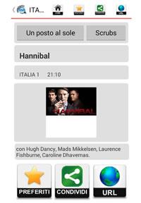 Scheda Serie App