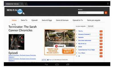 Dettagli Serie Tv Smartphone